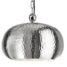 searchlight hammered large ceiling pendant light in nickel finish 2094 39cc lighting from the home lighting centre uk