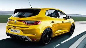 2018 renault megane rs review. wonderful 2018 2018 renault megane rs rear for renault megane rs review n