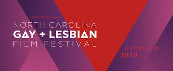 Carolina festival film gay lesbian north