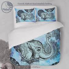 amazing 54 best elephant inspired bohemian bedding sets in art bedding art bedding sets ideas