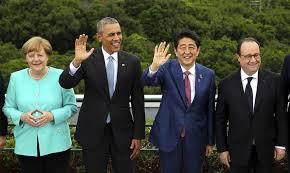 Resultado de imagen para angela merkel fotos con otros presidentes posando