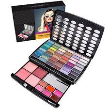 shany cosmetics glamour makeup kit 48 eyeshadow 4 blush 2 powder