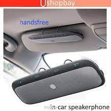 Set 12 Loa Bluetooth Hỗ Trợ Nghe Nhạc Mp3 Trên Ô Tô Kèm Phụ Kiện