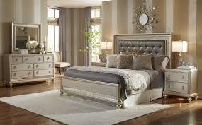 Diva Panel Bedroom Set from Samuel Lawrence 8808 255 257 400
