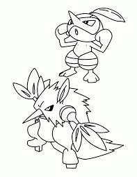 Kleurplaat Pokemon Charizard