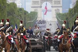 France celebrates Bastille Day amid ...