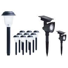 lighting set. jiawei technology 12piece led landscape lighting set u0026 reviews wayfair