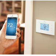 "sensiâ""¢ touch wi fi thermostat emerson sensi t stat phone"