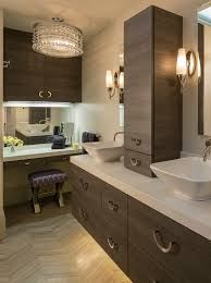bathroom remodeling northern virginia. Bathroom-remodeling-northern-virginia-Bathroom -Contemporary-with-chandelier-double-sinks-floating-vanity-herringbone-tile Bathroom Remodeling Northern Virginia