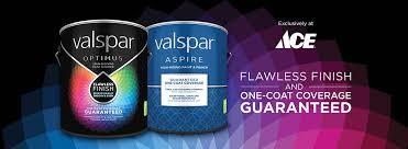 Ace Spray Paint Color Chart Valspar Paint At Ace The Paint Studio