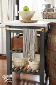 Kitchen Islands And Carts Furniture 17 Best Ideas About Rolling Kitchen Island On Pinterest Rolling