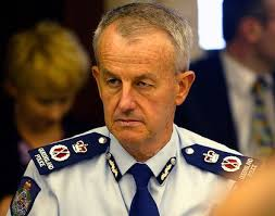 "Queensland Police Commissioner Bob Atkinson ... ""You just hope there's nothing else coming."" Photo: Robert Rough. It's a rare chance to let your hair down. - bob.atkinson420-420x0"