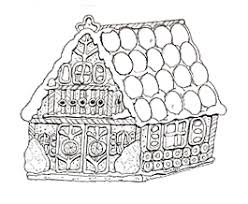 gingerbread house coloring sheet gingerbread friends coloring mural
