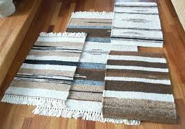 beautiful 2 x 3 rugs and returned to us square feet of alpaca fiber wrapped around