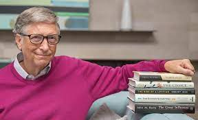 4 Books That Bill Gates Read Twice | by Akshad Singi | Mar, 2021