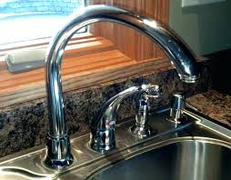 single handle kitchen faucet leak repair delta faucets leaking large size of from base