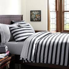 view in gallery striped twin duvet cover