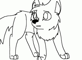 cute simple wolf drawing.  Wolf Baby Wolf Drawings Related Keywords U0026amp Suggestions   Simple  Inside Cute Drawing F