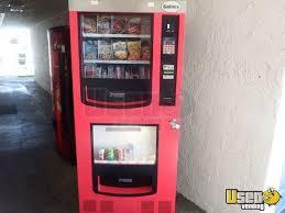 Vm 750 Vending Machine Custom Gaines VM 48 Combo Snack Soda Vending Machine For Sale In