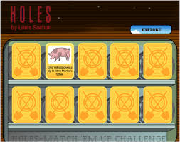 holes video game