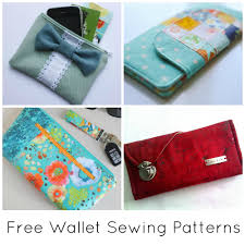 Free Wallet Patterns Amazing Free Wallet Sewing Patterns To Download Wallet Sewing Pattern