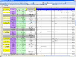 excel spread sheet excel spreadsheet template papillon northwan