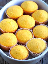 Cornbread Muffins Woman Scribbles