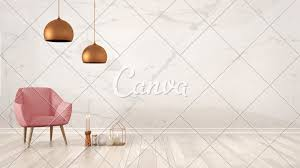 Interior Design Background Pictures Minimalist Architect Designer Concept Background With Marble