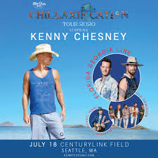 Kenny Chesney Chillaxification Tour The Seattle Globalist