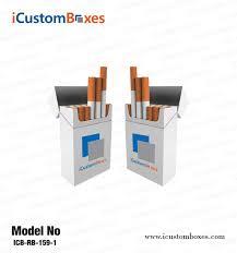 Paper Cigarette Boxes Custom Cigarette Packaging Boxes