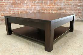 Coffee Tables Appealing Espresso Coffee Table With Storage