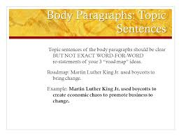 dbq essay tips these tips can apply to all types of expository body paragraphs topic sentences topic sentences of the body paragraphs should be clear but not
