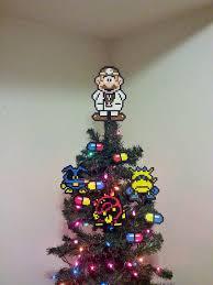 Easy Perler Bead Holiday Garland  DiycandycomPerler Beads Christmas Tree