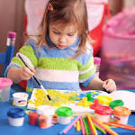 Картинка дети делают поделки