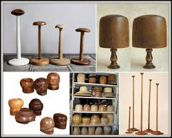 Wooden Hat Stands For Display Andrew Barnes Lifestyle Vintage hat stands 57