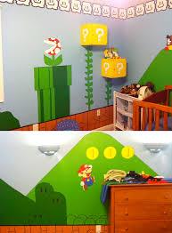 Mario Bedroom Decor Mario Bedroom