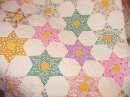 57 best 1930 quilts images on Pinterest | Bebe, Board and ... & Image detail for -1930's quilt made in the Texas Star pattern, with  beautiful fabrics Adamdwight.com
