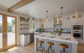 Modern farmhouse kitchen design White Farmhouse Kitchen Freshomecom Here Are 15 Modern Farmhouse Kitchen Ideas To Inspire You