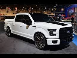2015 Ford F-150 Pickup Trucks Customs - SEMA 2014 - VTRAC Auto