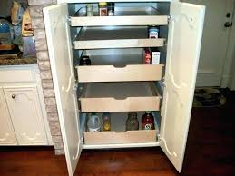 slide out shelves slide out cabinet drawers pull out drawers kitchen medium size of out shelves