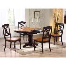 Iconic Furniture RD-42 Round Single Pedestal Table