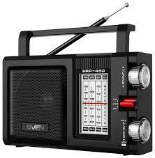Отзывы <b>SVEN SRP</b>-<b>450</b> | Радиоприемники <b>SVEN</b> | Подробные ...