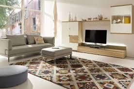 roommodern comfortable living room ideas grey sofa patterned carpet bidabadi gmbh
