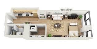 Studio Apartment Floor Plans New Yorkluxury New York City ... 13' x 30 .