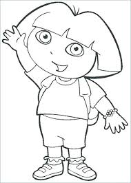 n3150 dora coloring page good coloring pages walking the explorer coloring page printable