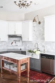 marble island backsplash and countertops should i use marble in the kitchen