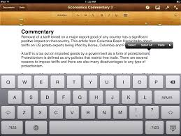 Rnit How To Insert Footnotes And Endnotes In Pages For Ipad