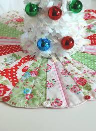 Tree Skirt Patterns Amazing Decoration