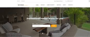 Real Estate Website Templates Real Estate Website Templates 24 Examples How To Choose 23