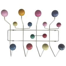 Eames Coat Rack Walnut Architecture Eames Hang It All Sigvard 59